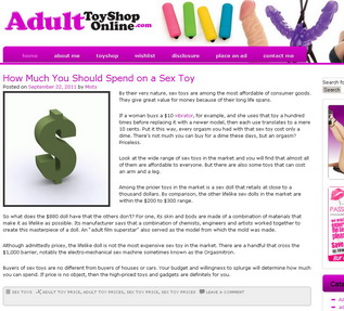 Adult Sex Toys / Dildos