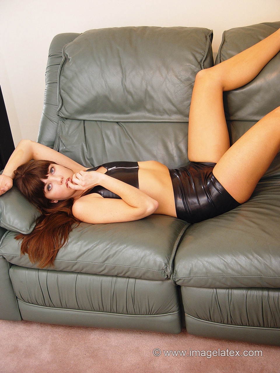 Rosaleen Youngs Latex Kink