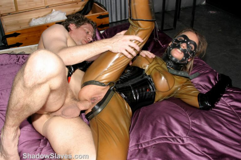 Fetish Party Rubber Sex